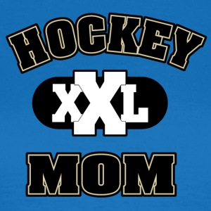 Hockey MOM - Dame-T-shirt