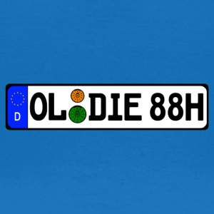 Oldie 88 historically - Women's T-Shirt