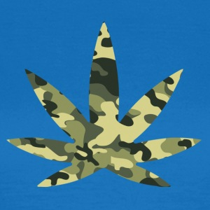 420 Camouflage - Women's T-Shirt