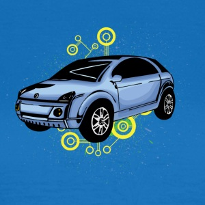 Ugly small car - Women's T-Shirt