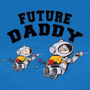 Future Daddy (Personalize with Month Year} - Women's T-Shirt