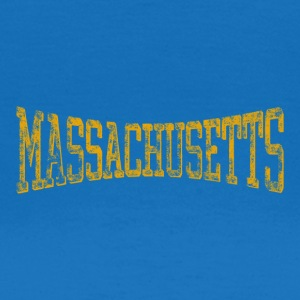 Massachusetts Vintage Retro - Women's T-Shirt
