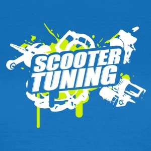 SCOOTERTUNING G / W - T-skjorte for kvinner