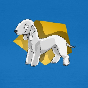 Bedlington Terrier - Women's T-Shirt