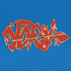 Cool gatukonst graffiti - T-shirt dam