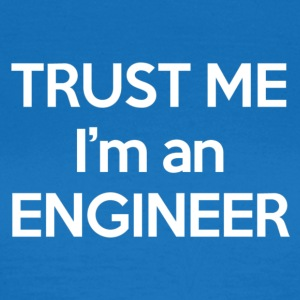 Engineer - White Edition - T-shirt dam