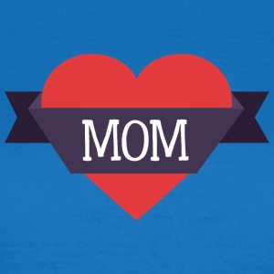 mom heart - Women's T-Shirt