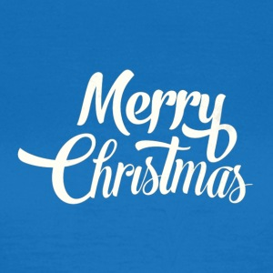 Merry Christmas Design - Women's T-Shirt