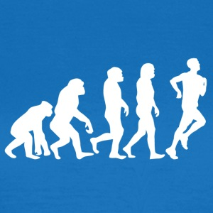 ++ ++ JOGGER EVOLUTION - Vrouwen T-shirt