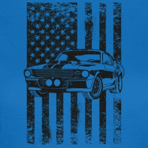 American Flag - Frauen T-Shirt