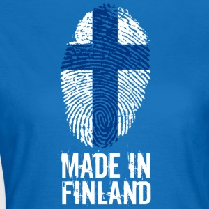 Made in Finland / Made in Finland Suomi - Vrouwen T-shirt