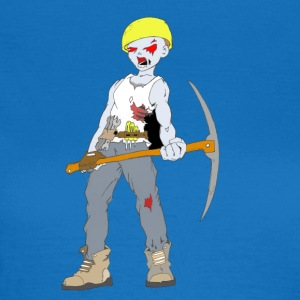 Builder Zombie Collection - Dame-T-shirt