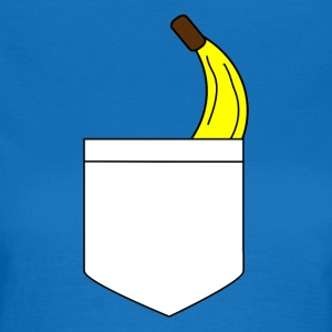 Banana pocket - Vrouwen T-shirt