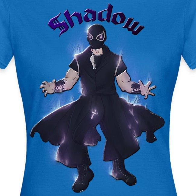 FLOW Wrestling's shadow by Helyria