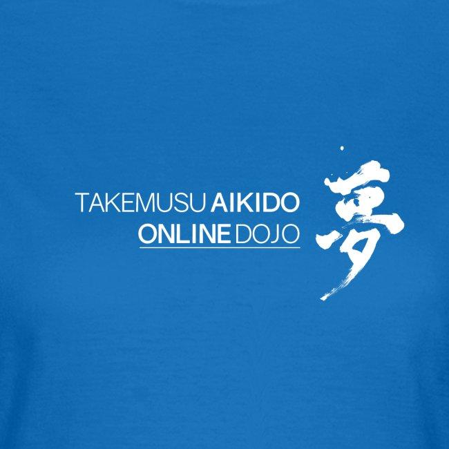 Takemusu Aikido Online Dojo - Yume White