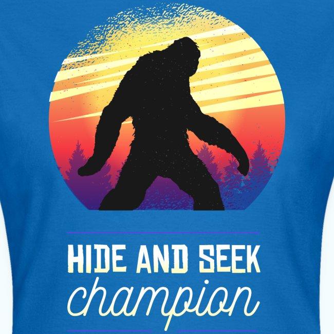 Hide Seek Champion