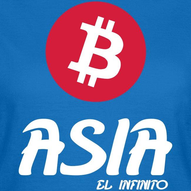 Bitcoin Asia el infinito