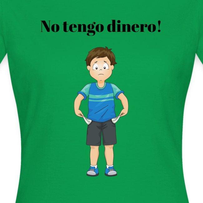NO TENGO DINERO