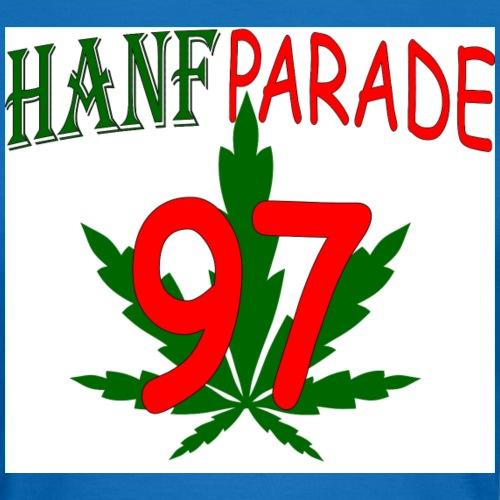 Hanfparade 1997 T Shirt Version 2012 - Frauen T-Shirt