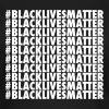 black lives matter - Vrouwen T-shirt