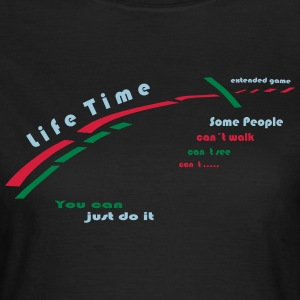 Lifetime - Women's T-Shirt
