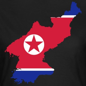 North Korea - Women's T-Shirt