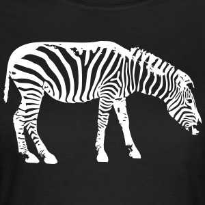 zebra - Women's T-Shirt