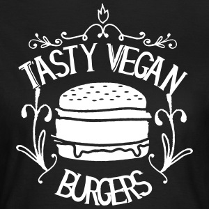 Tasty vegan burgers - Women's T-Shirt