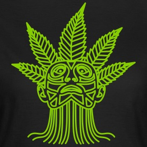 055 - Hemp Maya - Frauen T-Shirt