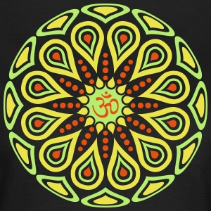 OM MULTI COLOR - Frauen T-Shirt