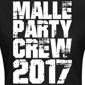 Party! Mallorca! Malle! Spring Break! - T-skjorte for kvinner
