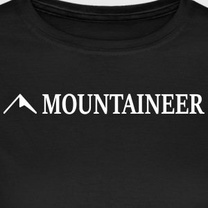 mountaineer - Women's T-Shirt