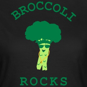 BROCCOLI ROCKS - T-shirt dam