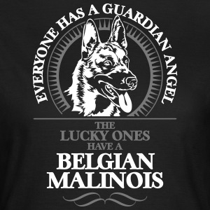 Guardian Angel Malinois - Dame-T-shirt