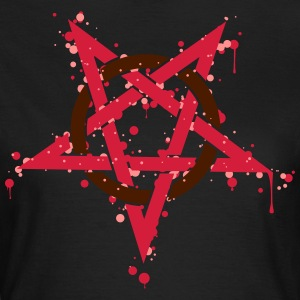 pentagram - Women's T-Shirt