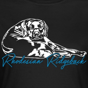Rhodesian Ridgeback dog - Women's T-Shirt