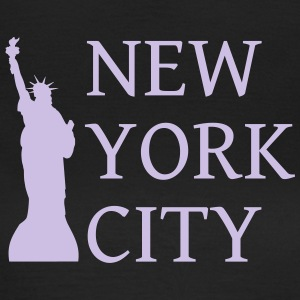 New York City - T-shirt Femme