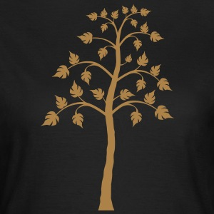 tree 4 - Women's T-Shirt