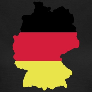Germany flag - Women's T-Shirt
