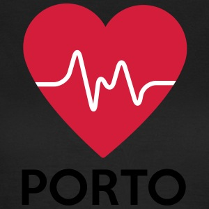 heart Porto - Women's T-Shirt