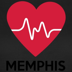 heart Memphis - Women's T-Shirt