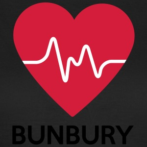 Heart Bunbury - Frauen T-Shirt