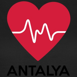 heart Antalya - Women's T-Shirt