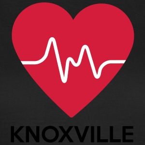 coeur Knoxville - T-shirt Femme