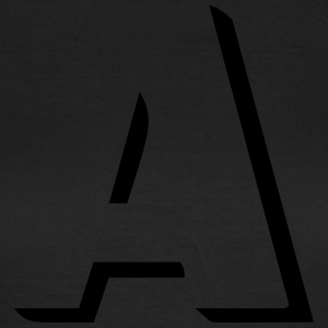 A is for anarchy - Camiseta mujer