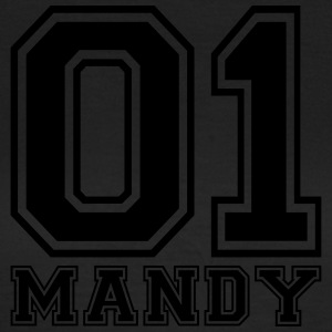 Mandy - Name - Frauen T-Shirt