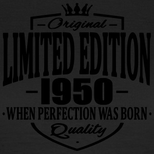 Limited edition 1950 - Dame-T-shirt