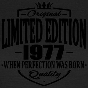 Limited edition 1977 - Dame-T-shirt