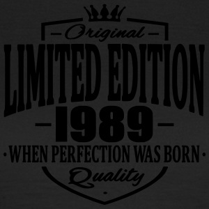 Limited edition 1989 - Dame-T-shirt