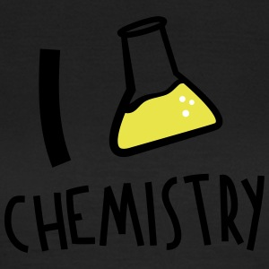 I_love_chemistry_v1 - Women's T-Shirt